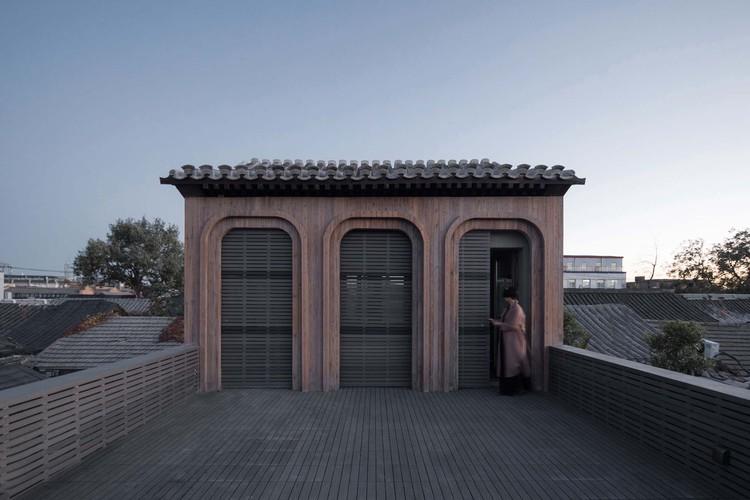 2F facade. Image © David Chu