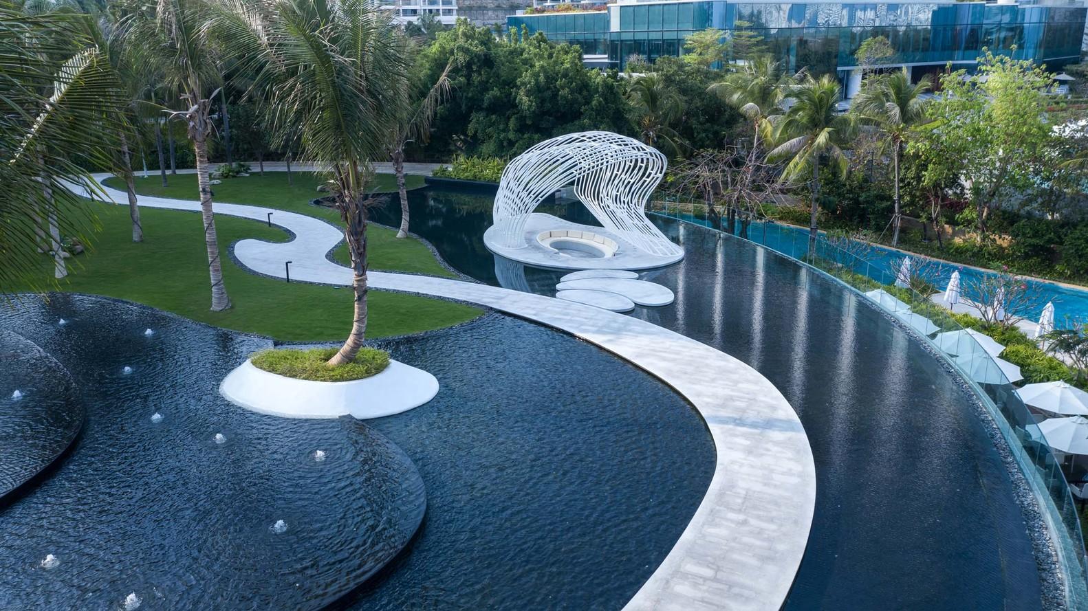 Gallery Of Jw Marriott Hotel Sanya Dadonghai Bay W R Group