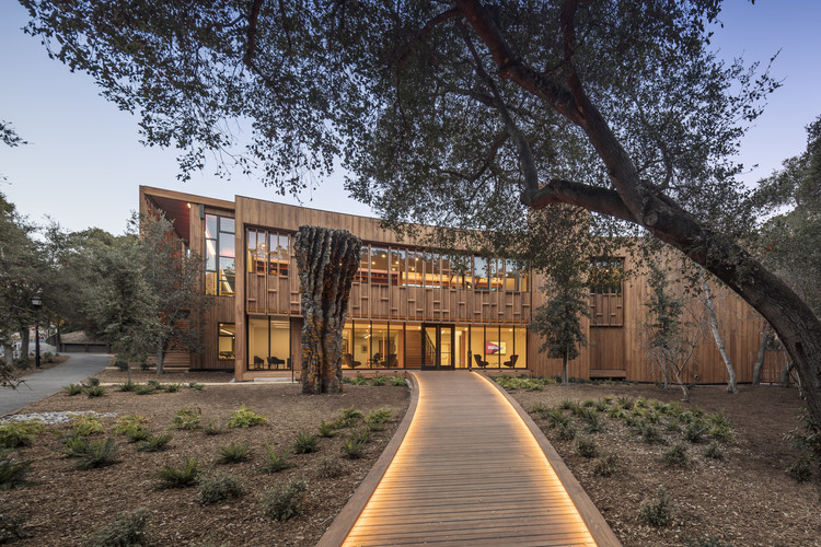 Denning House at Stanford University / Ennead Architects, © Tim Griffith