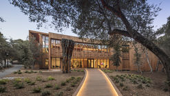 Denning House at Stanford University / Ennead Architects