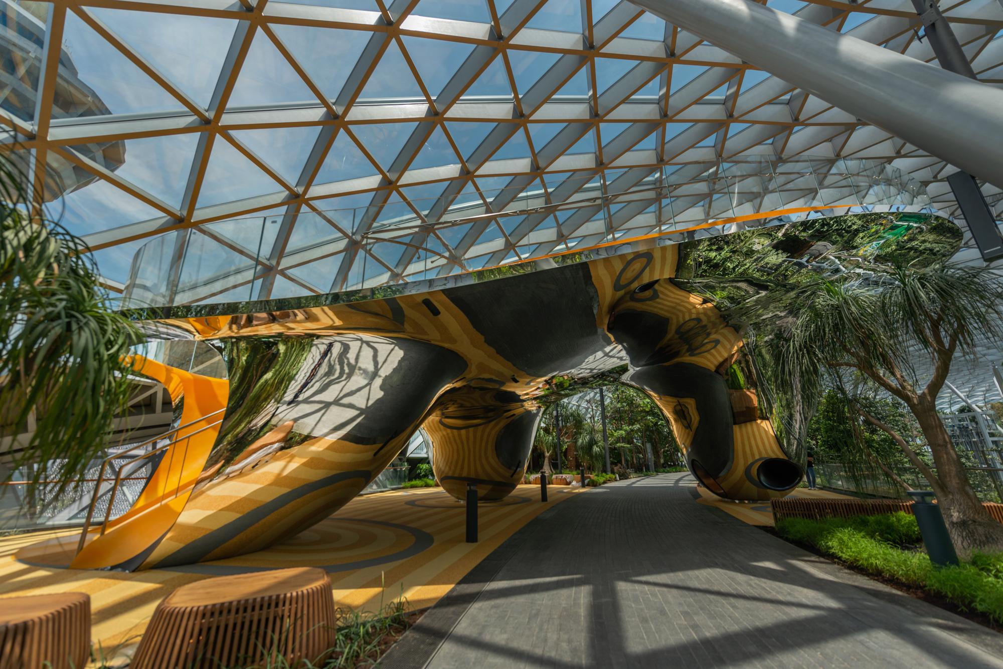 Galeria de Aeroporto Jewel Changi / Safdie Architects - 8