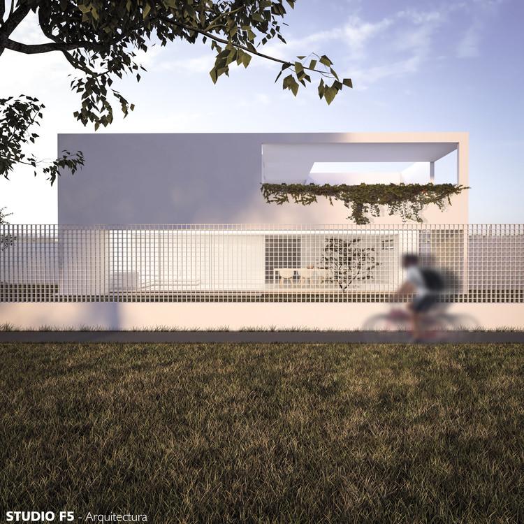 Resultados del décimo taller de diseño arquitectónico 'Vivienda Unifamiliar' por Cota Paredes Arquitectos, © Brenda Franco y Alexis Torres