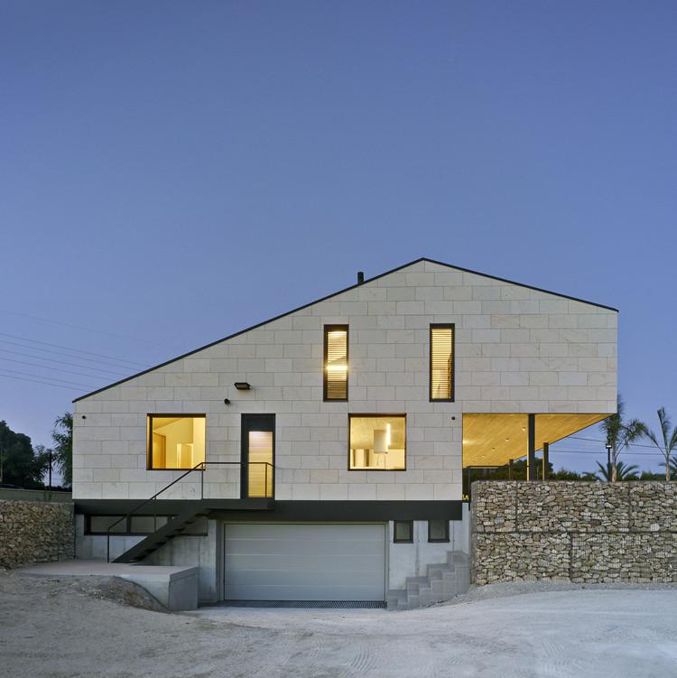 PMC House / Jaime Sepulcre Bernad, © David Frutos