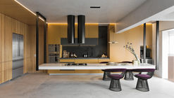 Dijon Kitchen / Diego Revollo Arquitetura
