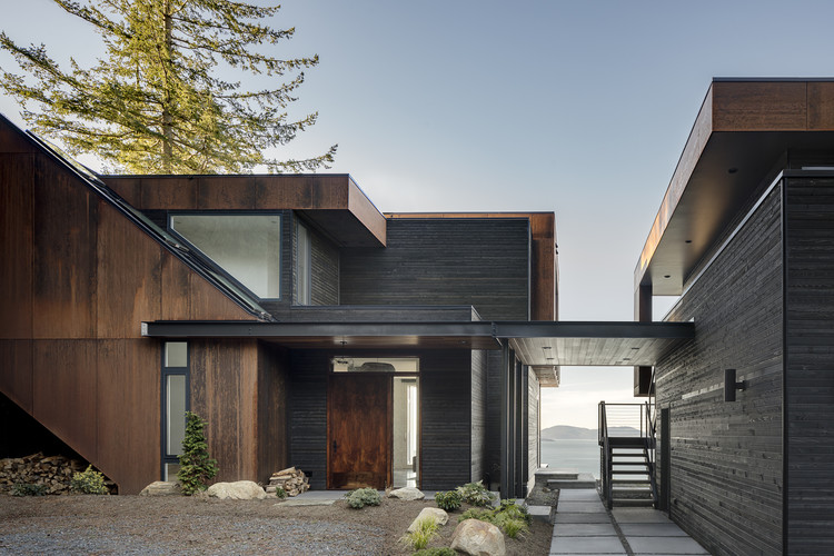 House on the Cove / Stephenson Design Collective, © Andrew Pogue