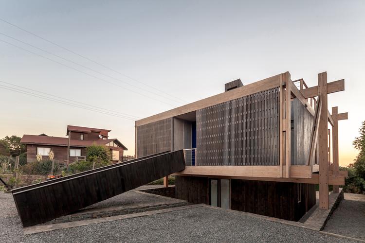 Casa Tacna / PAR Arquitectos, © Diego Elgueta
