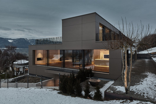 Casa Berna / Tormen Architekten AG