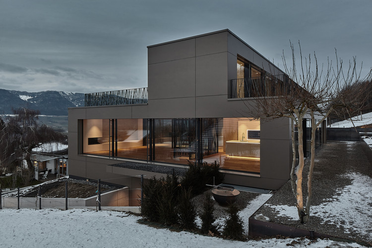 House Bern / Tormen Architekten AG, © Mark Drotsky Architekturfotografie