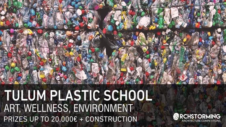 Convocatoria abierta: diseña una escuela de plástico en Tulum, México