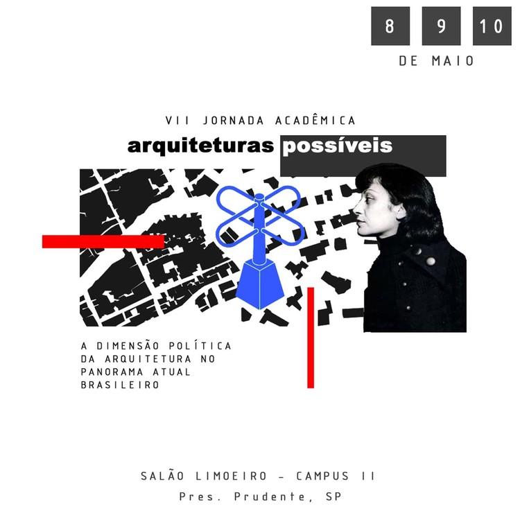 VII Jornada de Arquitetura e Urbanismo da Unoeste, VII Jornada de Arquitetura e Urbanismo da Unoeste - Bianca Akinaga Botti