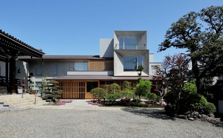 Templo de Housenji / Meguro Architecture Laboratory, © Koichi Torimura
