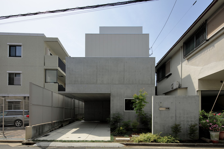 Jubako House / Meguro Architecture Laboratory, © Koichi Torimura