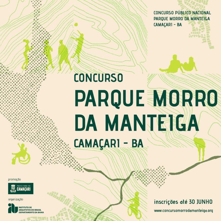 IAB-BA lança concurso de projeto para o Parque Morro da Manteiga, em Camaçari, Cortesia de IAB-BA