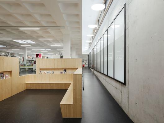 La Biblioteca de Meurthe et Moselle / Studiolada
