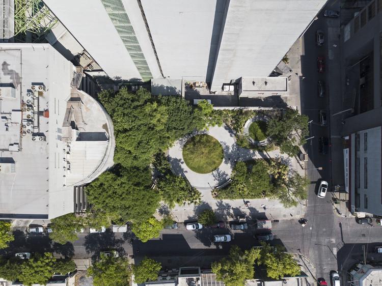 Jardín Ciudadano  / Práctica Arquitectura, © The Raws