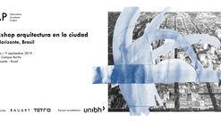 Workshop 'Arquitectura en la ciudad' en Belo Horizonte