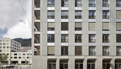 Green City Residential Building / Adrian Streich Architekten AG
