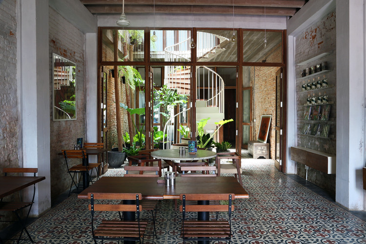 Ateliê Kampot / Bloom Architecture, © Bloom, Nataly lee, Antoine Raab