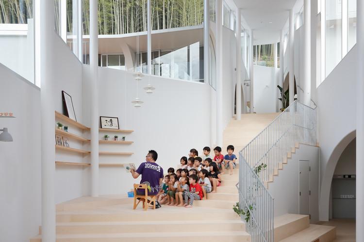 Atago Nursery / Kei Sasaki + Intermedia, © Kai Nakamura