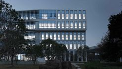 Comprehensive Building of Ningbo Institute of Technology, Zhejiang University / UAD