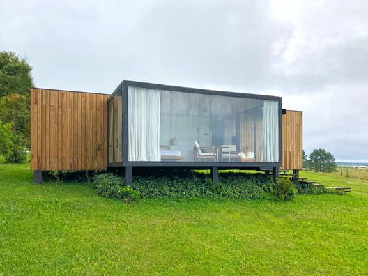 Cainã Refuge / Bruno Zaitter arquiteto