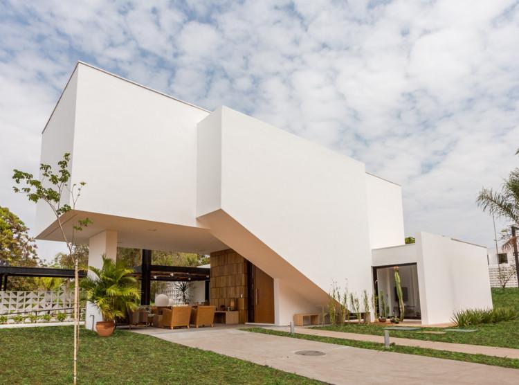 Embaixada Real da Noruega em Brasília / CASACINCO, © Paula Morais