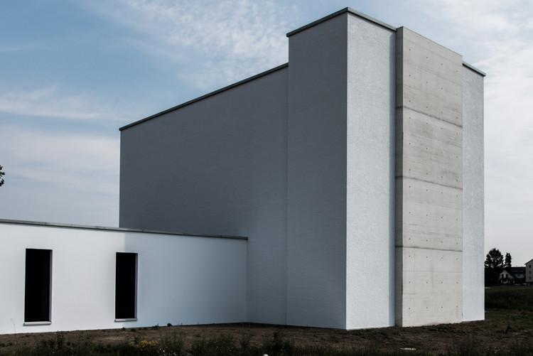 Murten Church / Walser Architekturteam, © Marc Walser