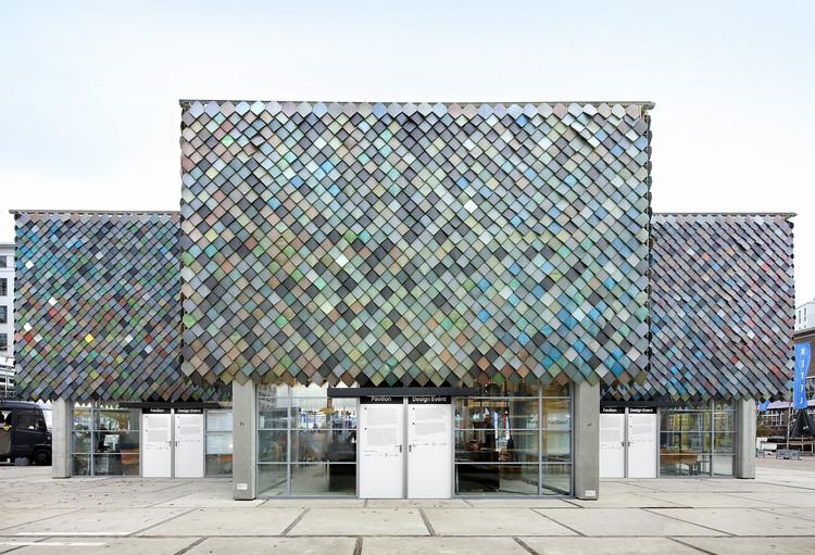 People's Pavilion / bureau SLA + Overtreders W, © Filip Dujardin
