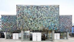 People's Pavilion / bureau SLA + Overtreders W