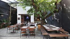 Lar Mar Bar / PROTOTYP& Chão de Fábrica + Felipe Protti