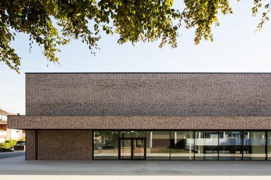 Science Center for the Augustinianum Secondary School / Bez+Kock Architekten