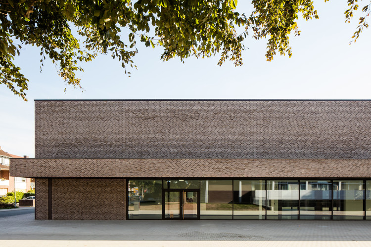 Science Center for the Augustinianum Secondary School / Bez+Kock Architekten, © Christian Richters