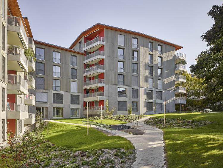 Eyhof Housing / Adrian Streich Architekten AG, © Roland Bernath