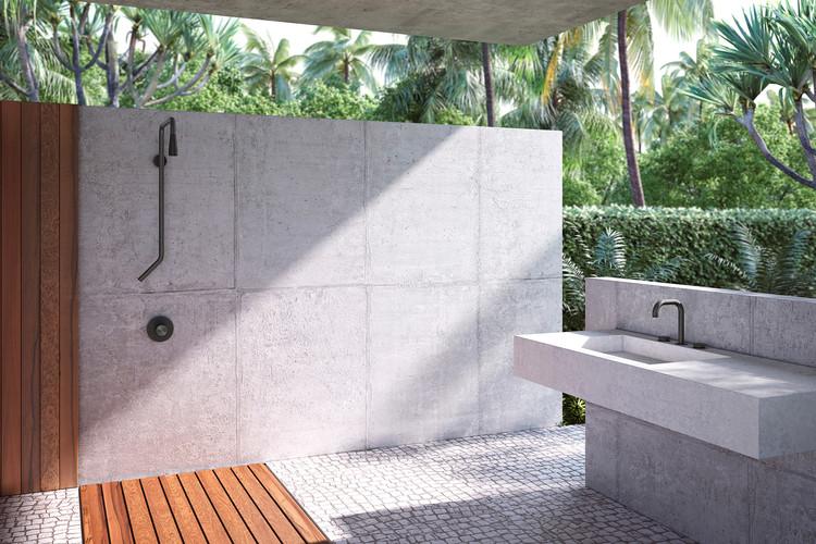 Grifos y duchas diseñadas por arquitectos: Angelo Bucci, Gui Mattos y Triptyque, Cortesia de Docol