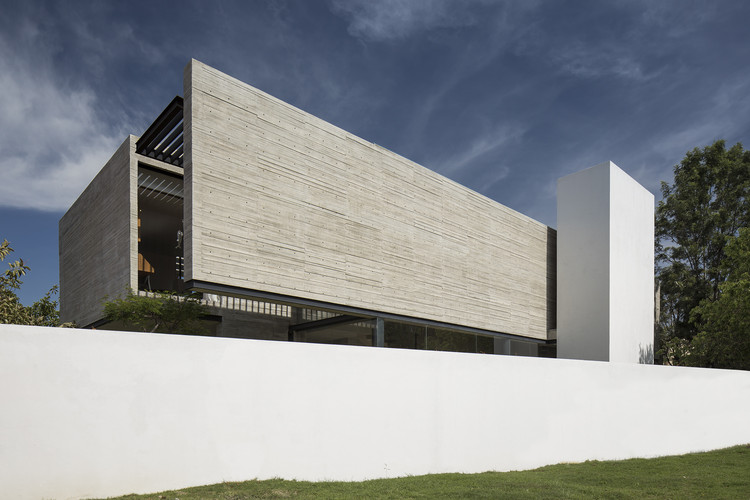 Casa Puebla / rdlp arquitectos, © Jorge Taboada