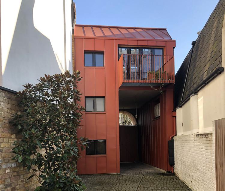 Gate House / Henning Stummel Architects, © Henning Stummel