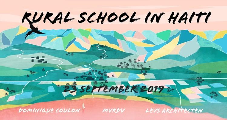 Convocatoria abierta: ARCHsharing, diseña una escuela rural en Haití, ARChsharing