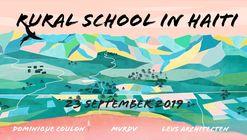 Convocatoria abierta: ARCHsharing, diseña una escuela rural en Haití