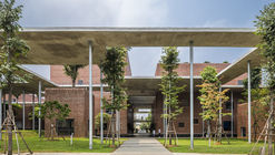 Centro educativo de la Academia Viettel / VTN Architects