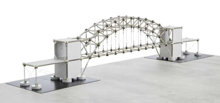 A Chance to Win Exclusive Mola Structural Kits with their Accessories, Sydney Harbour Bridge made using Mola kit. Image Courtesy of Mola