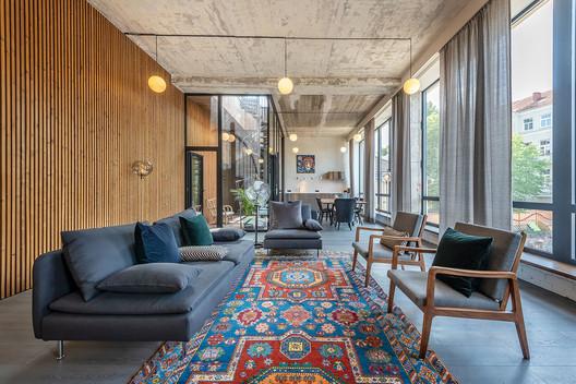 Private apartment in Vilnius / DO Architects
