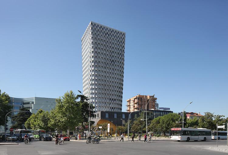 TID Tower / 51N4E, © Stefano Graziani