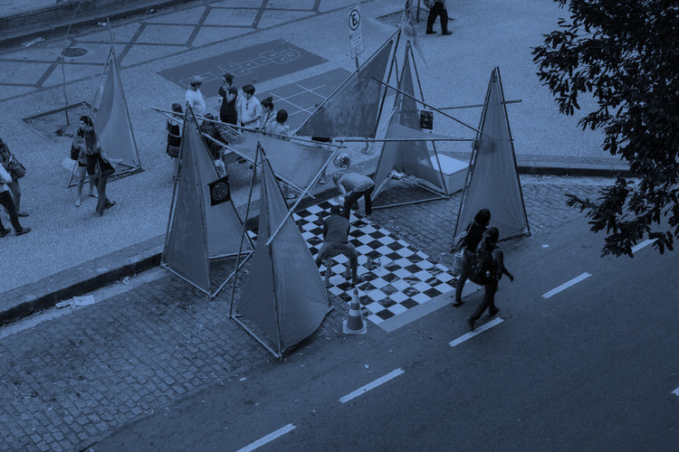 Arquicast #70: Urbanismo Tático, modificado. Image © Stefano Aguiar