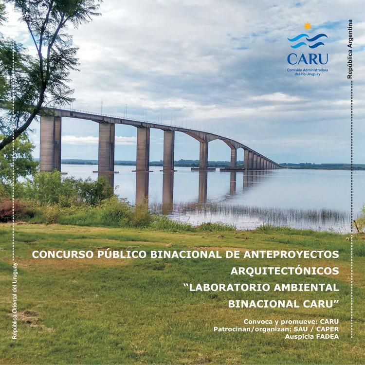 Concurso Binacional para Laboratorio de Control Ambiental en el Río Uruguay, Cortesía de FADEA