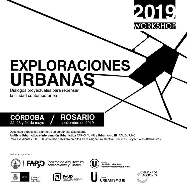 Exploraciones Urbanas: diálogos proyectuales para repensar la ciudad contemporánea, Argentina, Cortesía de Román Caracciolo