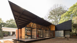 La Garita House / Arkosis
