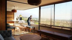 Reforma do apartamento Vital Apoquindo / Alvaro Gajardo + Manuel Pizarro Arquitectos Asociados