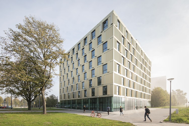 Erasmus Campus Student Housing / Mecanoo, Courtesy of Mecanoo