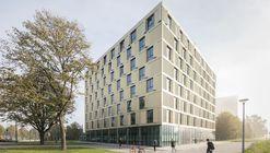 Erasmus Campus Student Housing / Mecanoo