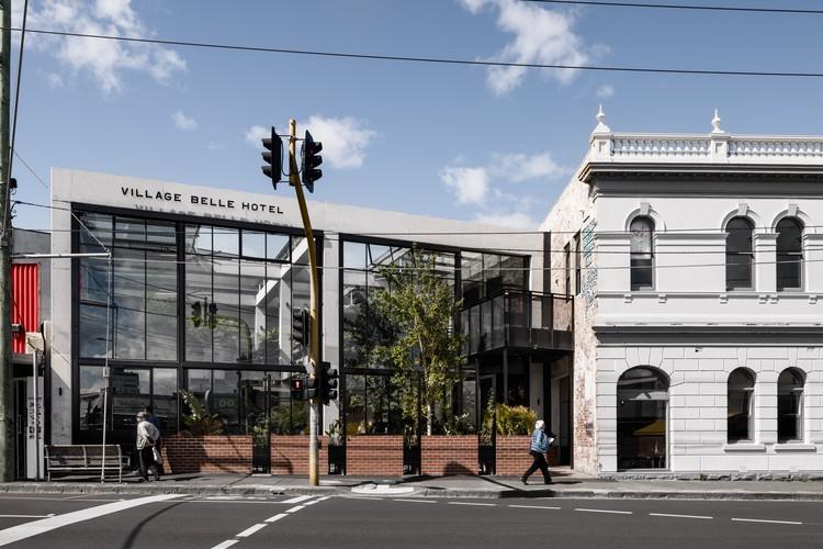 Village Belle Hotel / Techne Architecture + Interior Design + TILT Industrial Design, © Tom Blachford
